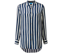 'Finnish Stripe' Seidenhemd