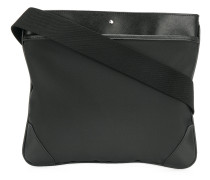 Jet messenger bag