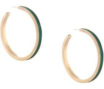 24kt Ohrringe aus Goldvermeil