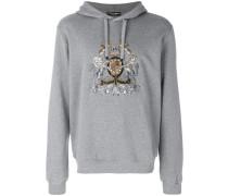 crest hoodie
