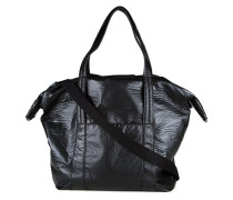 crinkle effect shoulder bag