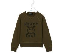 "Sweatshirt mit ""Heavy Leaf""-Print"