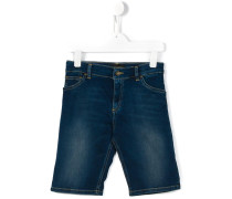 'Chinese New Year' Jeans-Shorts