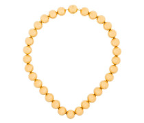 Vergoldete Halskette