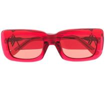 Eckige 'Marfa' Sonnenbrille