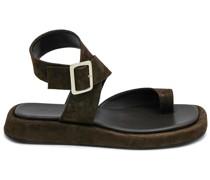 x RHW Sandalen mit Zehenriemen