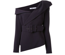 'Virtue' One-Shoulder-Blazer