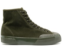 'W-23' Moleskin-Sneakers