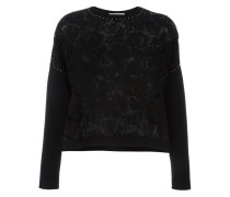 lace front jumper