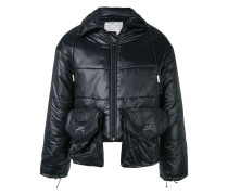 A-COLD-WALL* Cropped-Steppjacke