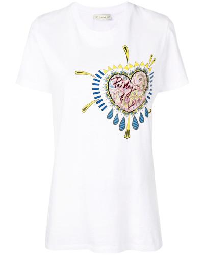 'Paisley & Love' T-Shirt