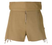 Shorts mit breitem Bund