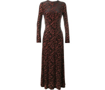 Kleid mit Tigermuster - women