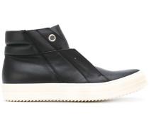 High-Top-Sneakers aus Leder - Unavailable
