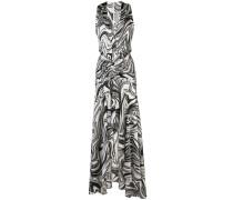 'Egle' Kleid mit Print