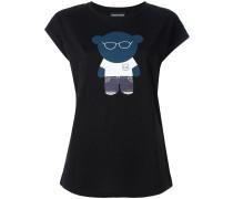 T-Shirt mit Bären-Print - women