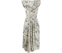 'Coraline' Kleid mit Rüschen