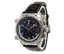 'Pilot Doublematic' analog watch