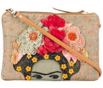embellished clutch - women