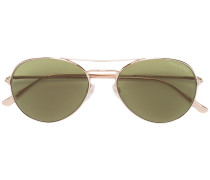'Ace 02' Sonnenbrille - unisex - Metall