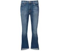 Klassisches Cropped-Jeans - women