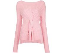 Pullover mit Knotendetail
