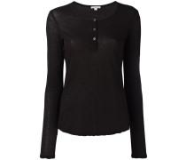 - Klassisches Henleyshirt - women - Baumwolle