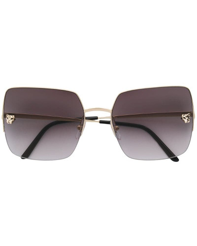 'Panthere' Oversized-Sonnenbrille