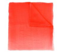 Seidenschal mit Farbverlauf