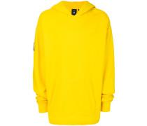 x XO oversized hoodie