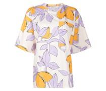 Katalina T-Shirt mit Zitrus-Print