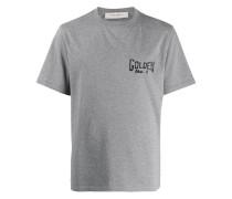 T-Shirt mit Baseball-Print