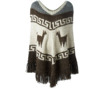 P.A.R.O.S.H. Gestrickter 'Lima' Poncho