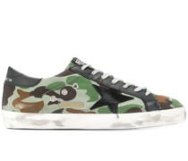 'Superstar' Camouflage-Sneakers