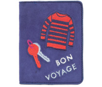 'Bon Voyage' Reisepasshülle