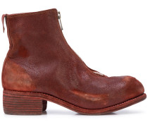 Stiefeletten im Used-Look