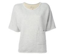 - Sweatshirt mit kurzen Ärmeln - women