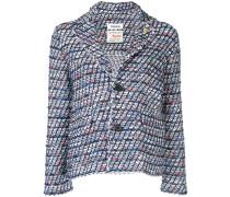 Klassischer Tweed-Blazer