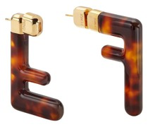 Ohrringe im FF-Design