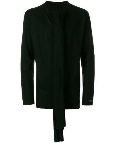 Pullover asymmetrischer Pullover