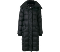 long line puffer jacket
