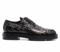Derby-Schuhe mit 4G