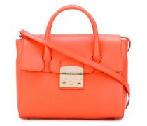 small shoulder bag - women - Leder
