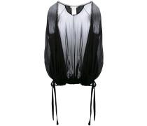 open front jacket - women - Seide - 40