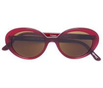 x The Row Oversized-Sonnenbrille