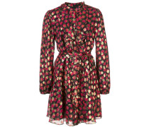 'Tilly' Kleid mit Rüschen