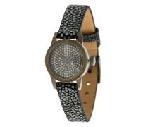 'Cute' Armbanduhr mit Diamanten