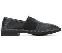 Perforierte Loafer - men - Leder/rubber - 44