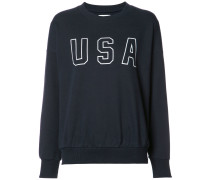 "Sweatshirt mit ""USA""-Print - women"