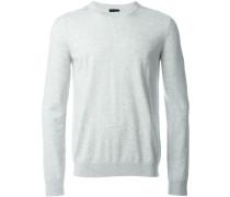 Pullover mit gerippten Akzenten